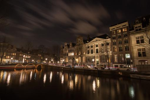 Free Stock Photo of Amsterdam City
