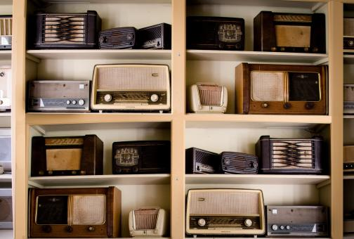 Free Stock Photo of Radio Collection