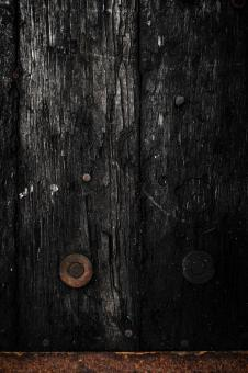Free Stock Photo of Rotting Wooden Texture