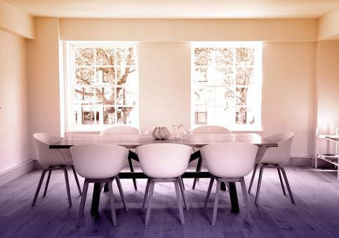 Free Stock Photo of Dining Room