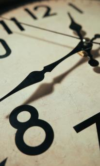 Free Stock Photo of Clock Close Up