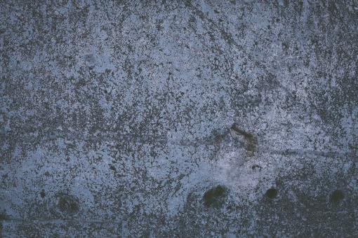 Free Stock Photo of Washed Out Blue Concrete Wall