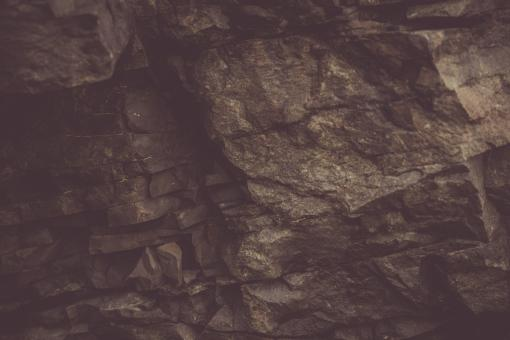 Free Stock Photo of Grunge Basalt Rock Texture