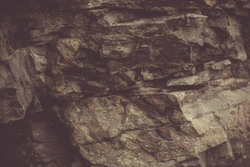 Free Stock Photo of Vintage Basalt Rock Background