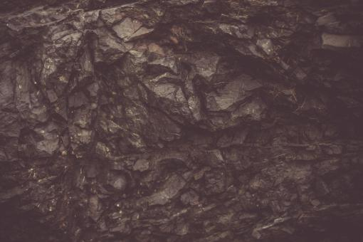 Free Stock Photo of Vintage Basalt Rock Surface