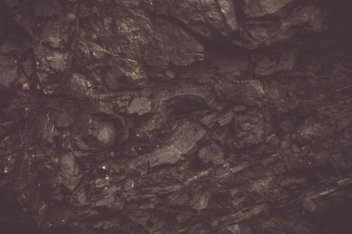 Free Stock Photo of Vintage Basalt Rock Texture