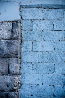 Free Stock Photo of Ashlar Stone Wall and Bricks