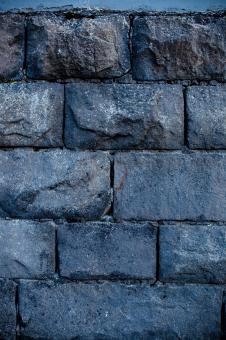 Free Stock Photo of Ashlar Stone Wall Surface