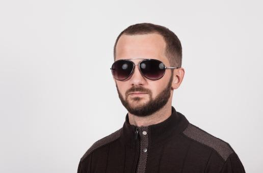 Free Stock Photo of Man with Sunglasses