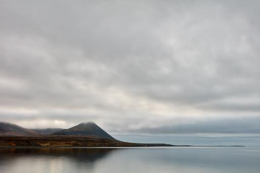 Free Stock Photo of Cloudy Snaefellsnes Coast