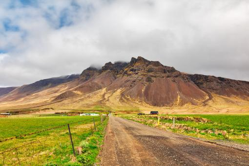 Free Stock Photo of Rural Iceland