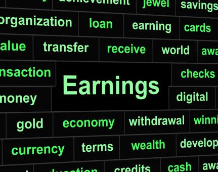 Free Stock Photo of Revenue Earnings Means Wages Revenues And Salary