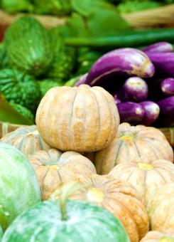 Free Stock Photo of Organic vegetables in the market