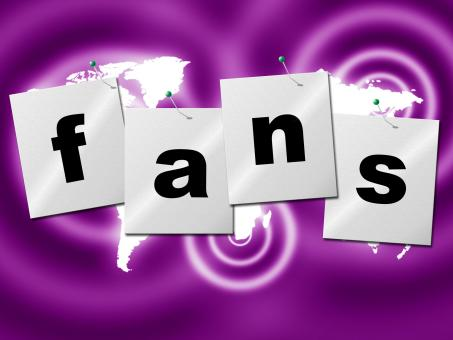 Free Stock Photo of Online Fans Represents World Wide Web And Searching