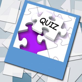 Free Stock Photo of Quiz Photo Means Online Exam Or Challenge Questions