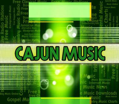 Free Stock Photo of Cajun Music Represents Sound Track And Cajuns