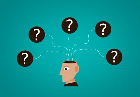 Free Stock Photo of Questions and Doubts