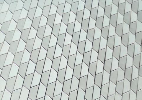Free Stock Photo of Architectural Ceramic Tiles - Modern Materials - Pattern - MAAT