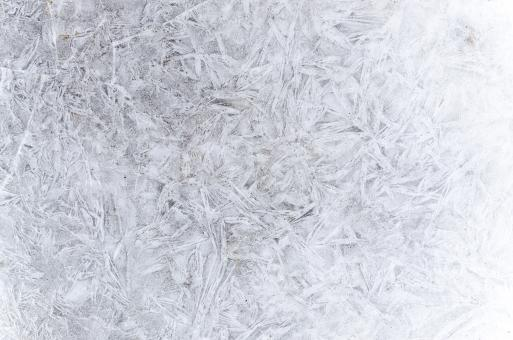 Free Stock Photo of Ice abstract pattern in winter