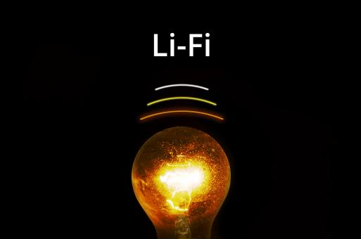 Free Stock Photo of Li-fi glowing bulb