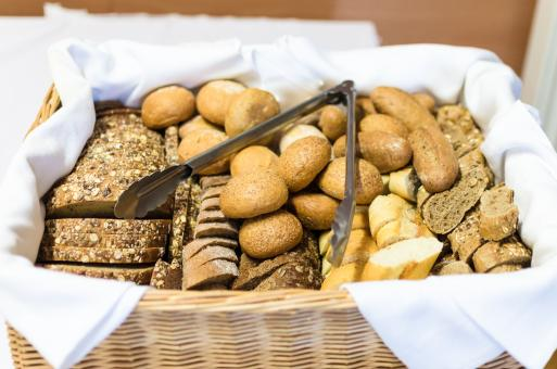Free Stock Photo of Bread Basket