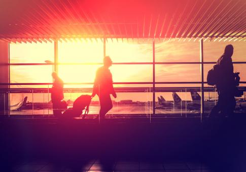 Free Stock Photo of Airport Lounge - Arrivals and Departures - Travel and Leisure