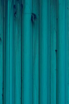 Free Stock Photo of Blue Corrugated Texture