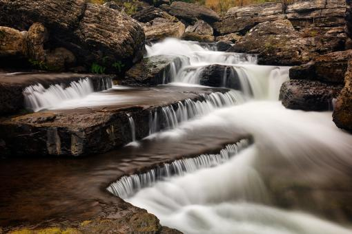 Free Stock Photo of Caney Fork Cascades