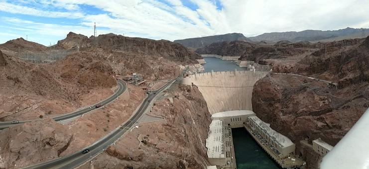 Free Stock Photo of Hoover Dam Nevada