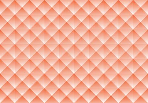 Free Stock Photo of Salmon Pink Diamond Background