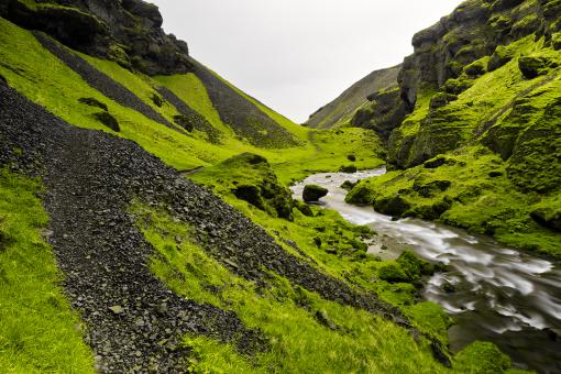 Free Stock Photo of Kverna River Gorge
