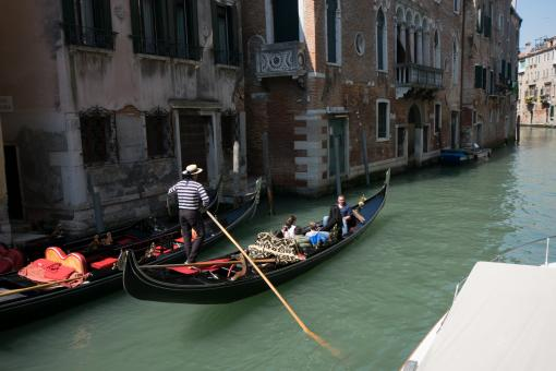 Free Stock Photo of Yet Another Gondola