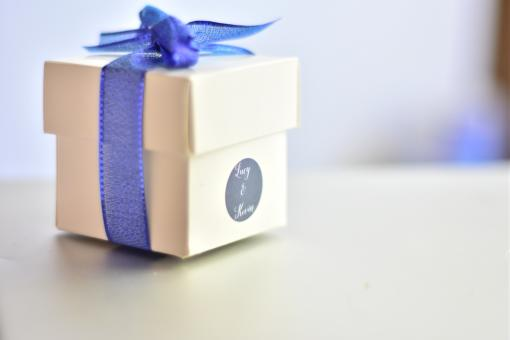 Free Stock Photo of Real Gift Box