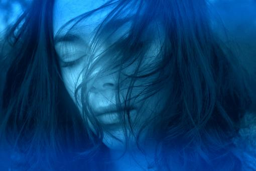 Free Stock Photo of Feeling Blue - Depression - Depressed - Anxiety