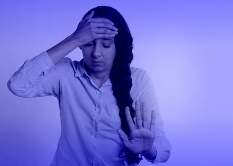 Free Stock Photo of Upset Woman - Depression - Despair