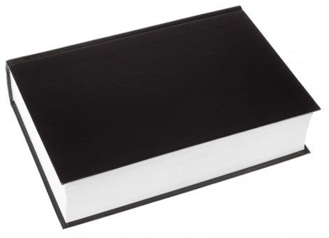 Free Stock Photo of Black Book