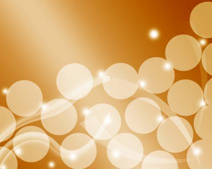 Free Stock Photo of Gold Circle Background