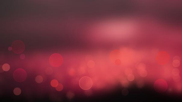 Free Stock Photo of Pink Bokeh Background