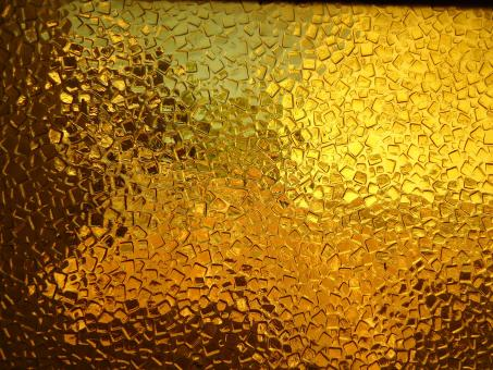 Free Stock Photo of Gold Texture