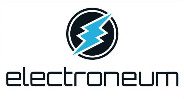 Free Stock Photo of Electroneum Logo Cryptocurrency Vector
