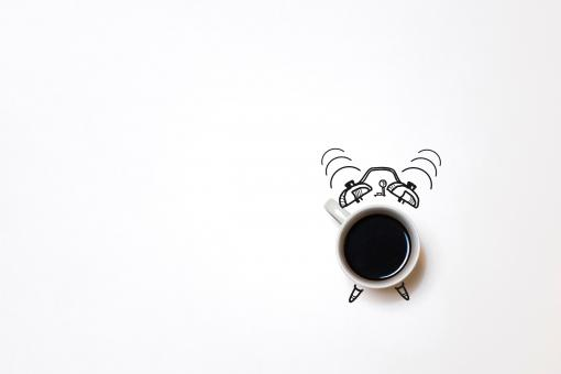 Free Stock Photo of  Wake Up and Smell the Coffee - Coffee Time