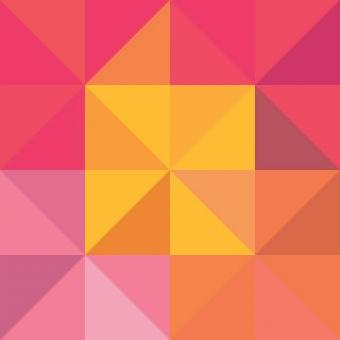 Free Stock Photo of Pink, Yellow And Orange Vector Background