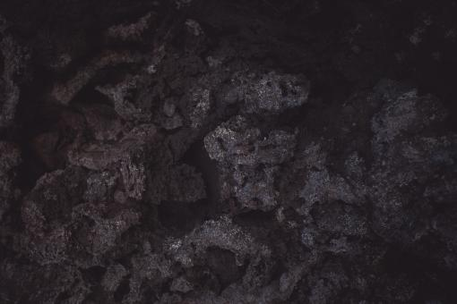 Free Stock Photo of Lava Rock Background