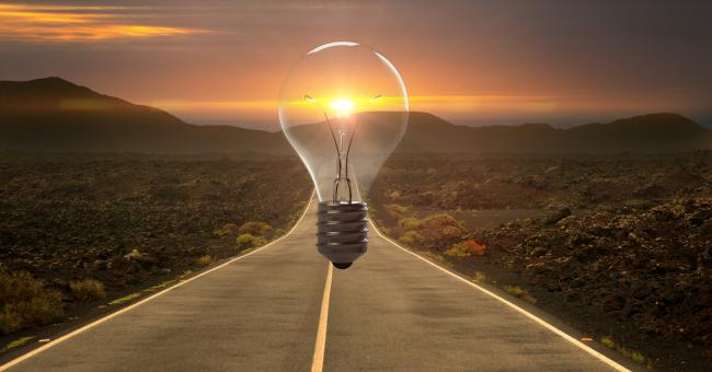 Free Stock Photo of Lightbulb idea Success