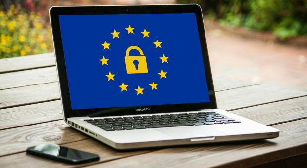 Free Stock Photo of GDPR Business Laptop