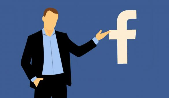 Free Stock Photo of Facebook Social Media Illustration