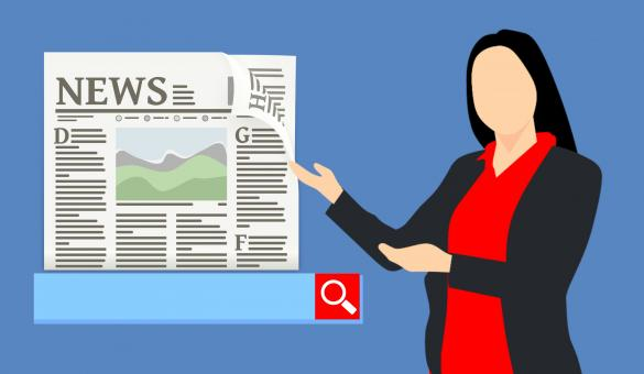 Free Stock Photo of News Concept Illustration