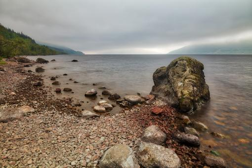 Free Stock Photo of Loch Ness Rapture