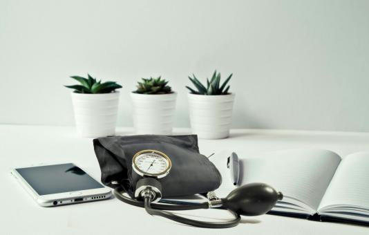 Free Stock Photo of Blood Pressure Test