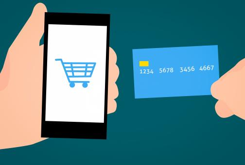 Free Stock Photo of E-commerce Illustration